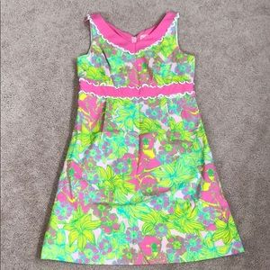 Lilly Pulitzer Big Squeeze Dress